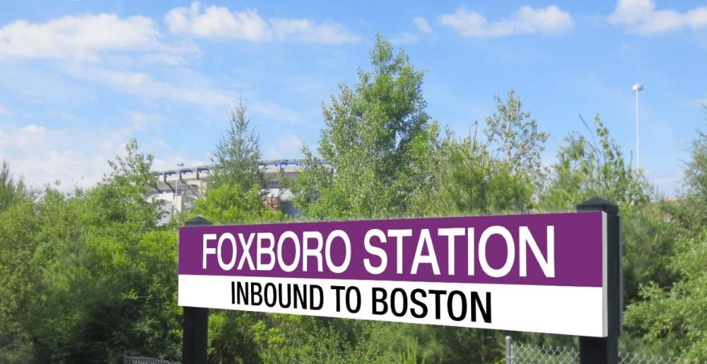 A pilot program will bring passenger rail service