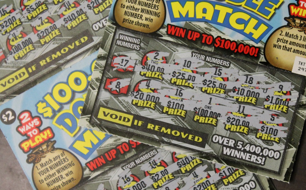 Uncaptioned image for story:Record Lottery Profits Climb To More Than $1.1 Billion