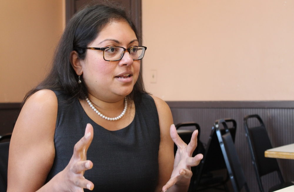 Ranjini Govender, the new executive director of St