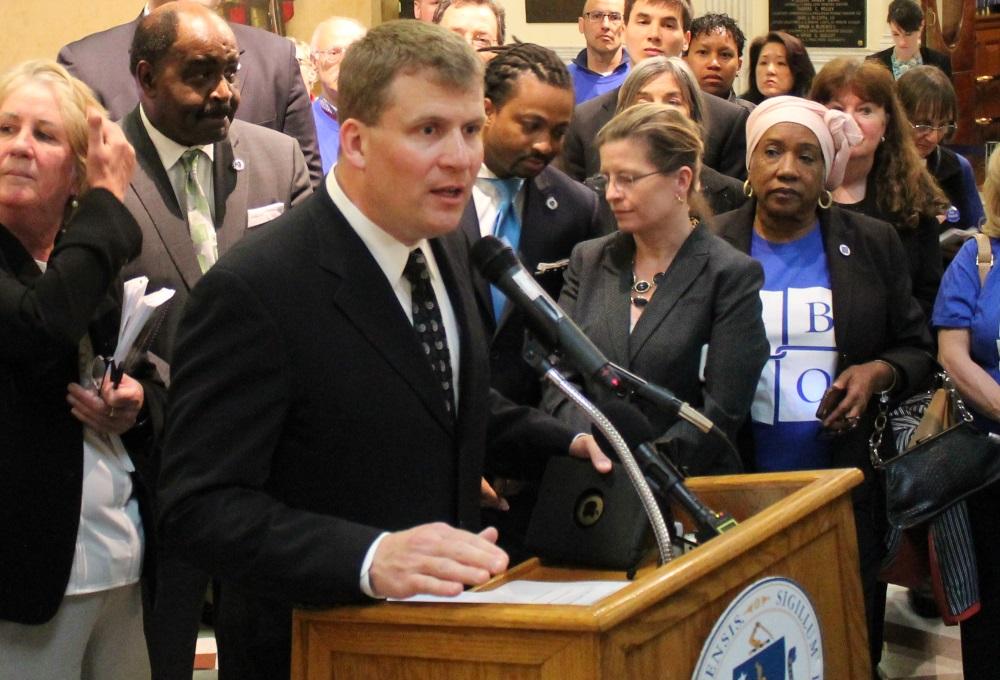 In interviews with local media, Attleboro Mayor-el