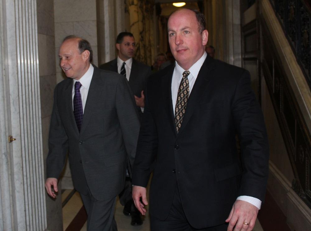 Former Senate Assistant Majority Leader Brian Joyc