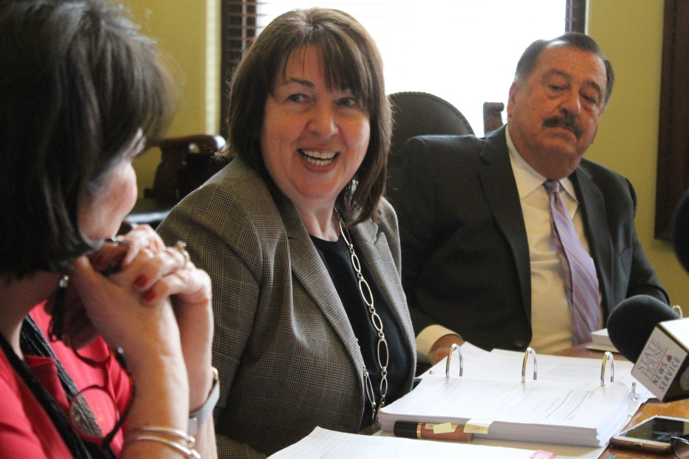 Uncaptioned image for story:Cronin Nomination Clears U.S. Senate Committee