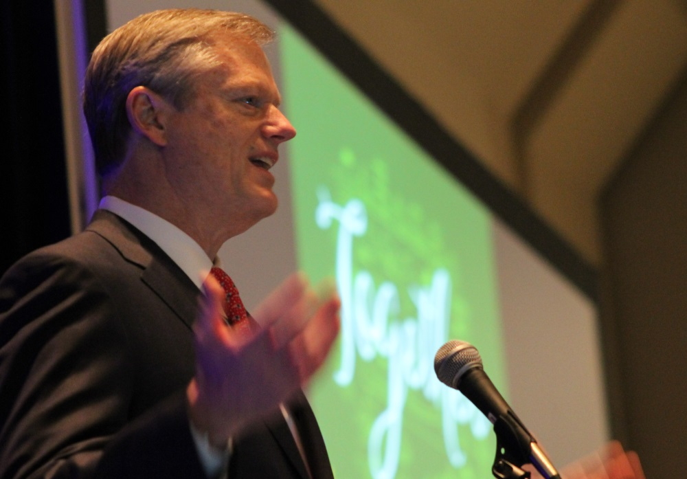 Gov. Charlie Baker's proposed increase in educatio