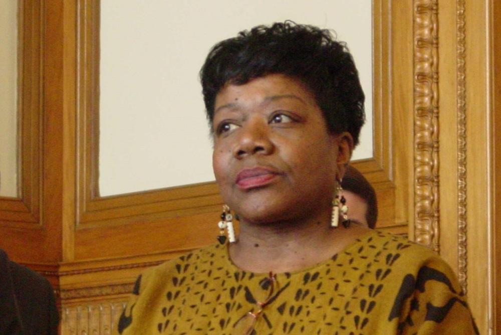 Former Rep. Gloria Fox.