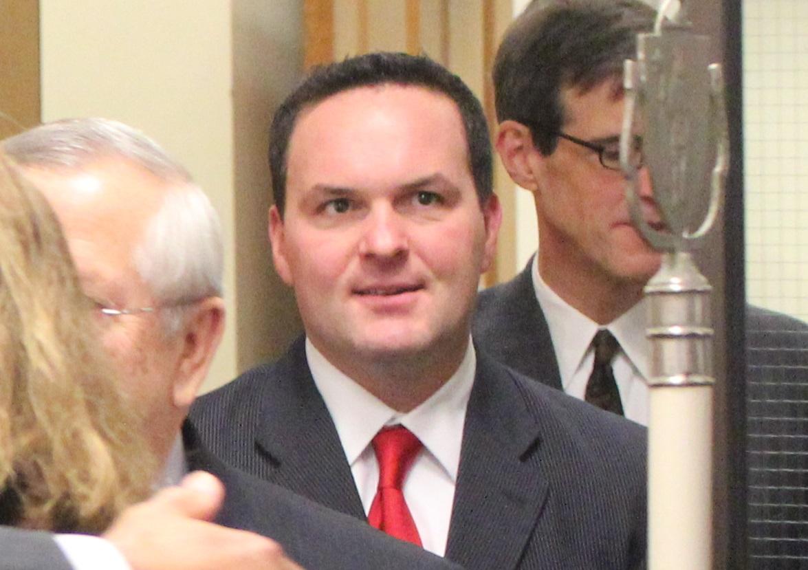 Former Rep. Garrett Bradley resigned his House sea