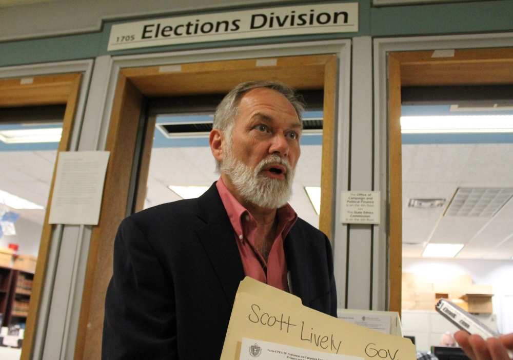 Scott Lively filed some ballot signatures in May 2