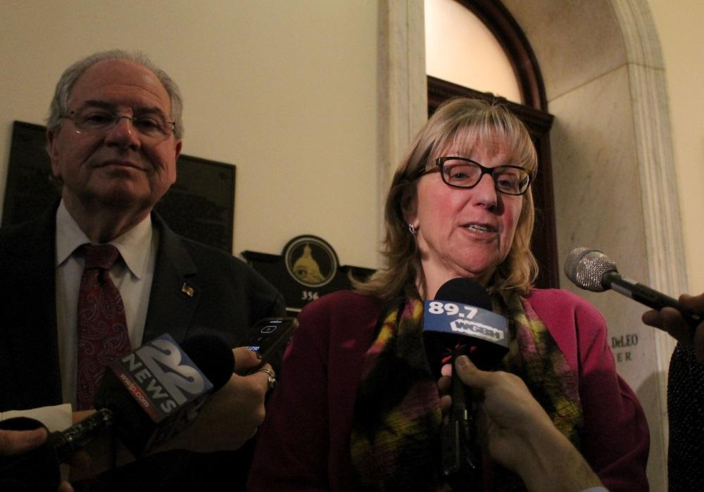 Senate President Karen Spilka said the Senate will