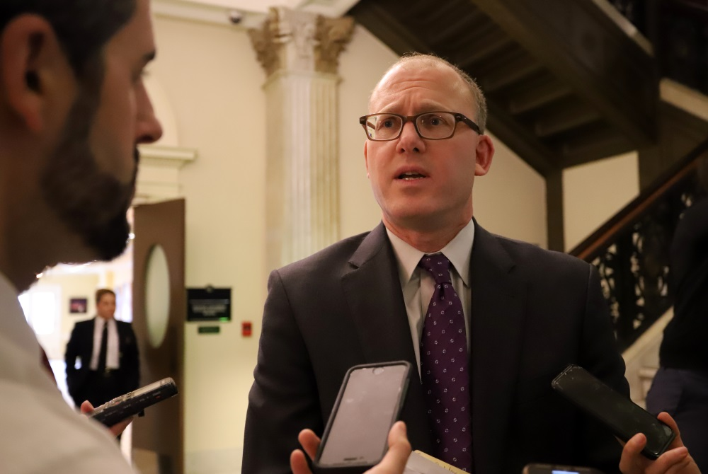 Sen. Jason Lewis of Winchester was appointed Thurs