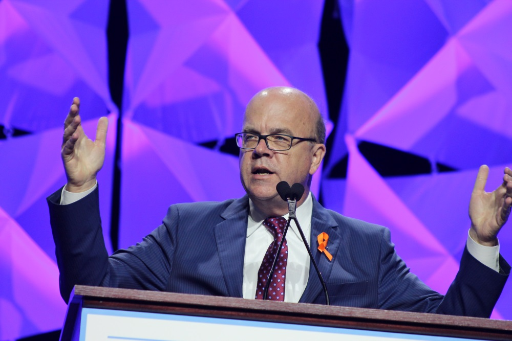 U.S. House Rules Committee Chairman James McGovern