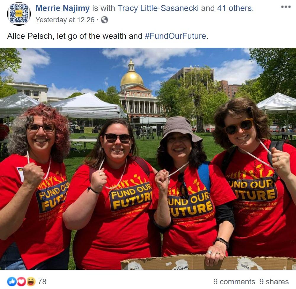 [Facebook/Merrie Najimy/<a href=&#39;https://www.faceb