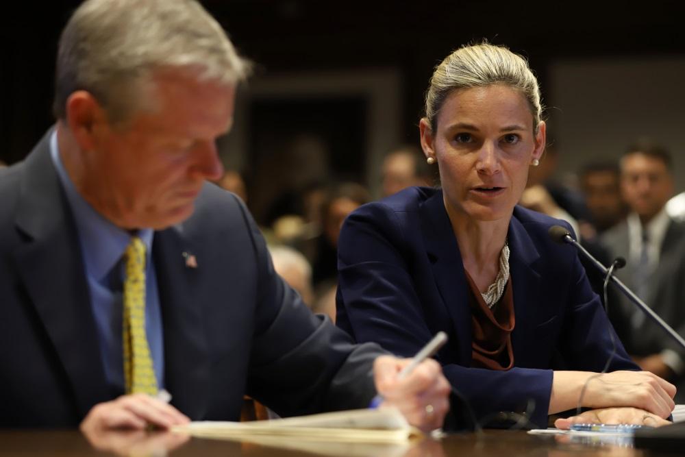 Energy and Environmental Affairs Secretary Kathlee