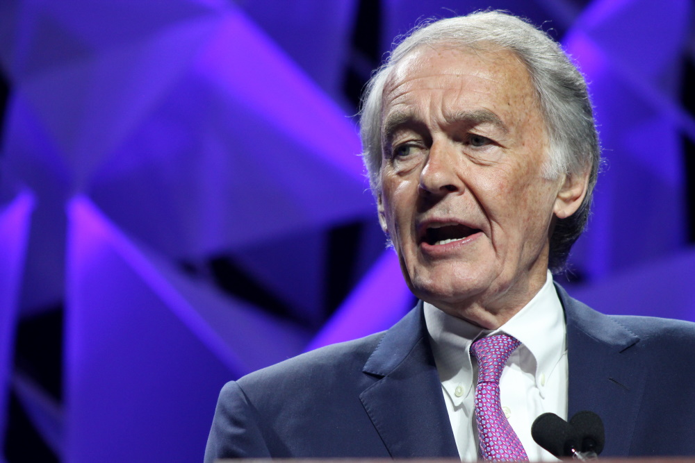 "Uncaptioned image for story:Markey Backers ""Upset and Disappointed"" By His Israel-Palestine Stance"
