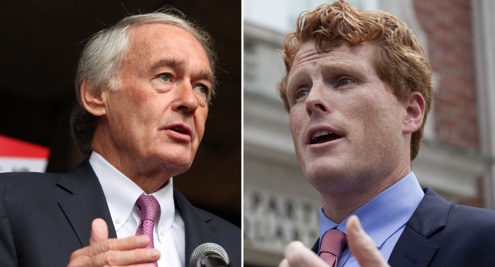 Uncaptioned image for story:Markey, Kennedy Each Raised $1.9 Mil During Pandemic