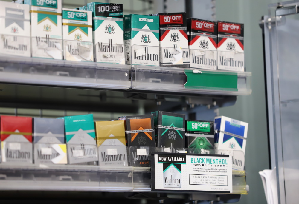 Uncaptioned image for story:Baker: No Reason to Delay Menthol, Flavored Tobacco Crackdown