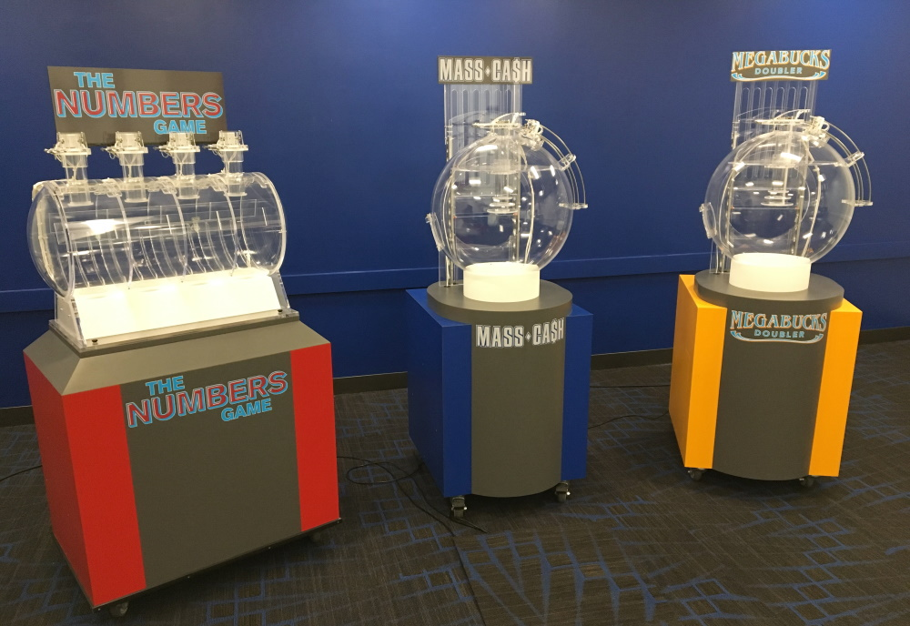 A new era dawns next week for fans of the Numbers Game, Mass Cash, and Megabucks Doubler as the state Lottery debuts a new studio with new drawing equipment. [Courtesy/Mass. State Lottery]