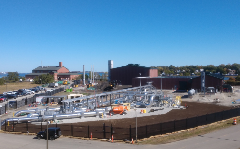 Uncaptioned image for story:Feds Give Compressor Station Approval to Start Up