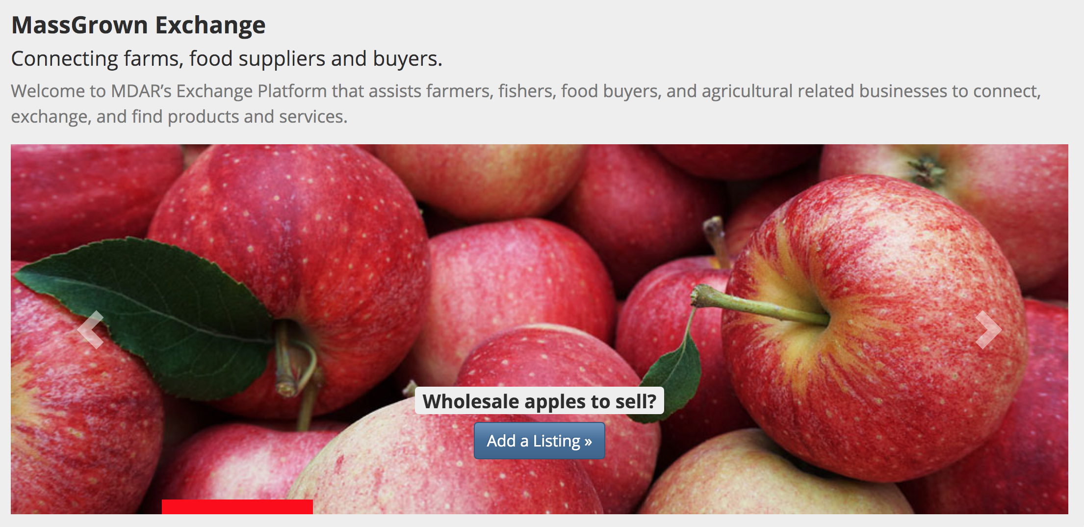 Uncaptioned image for story:Locally Sourced Foods Find Platform on State Exchange