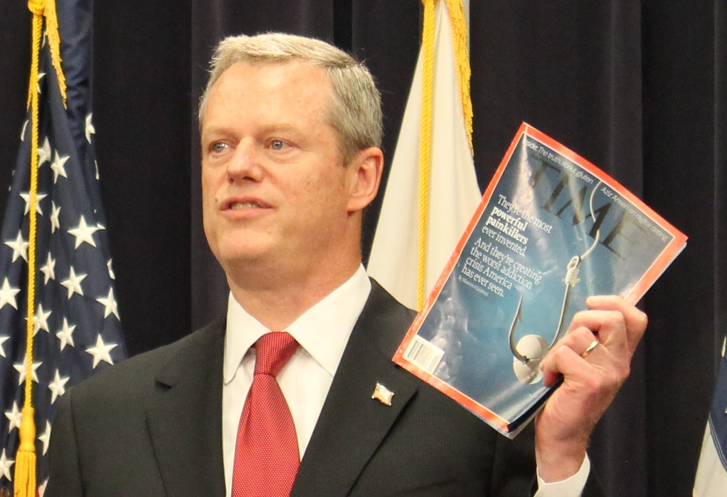 Baker plans to unveil a bill and executive actions